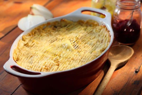 What's in your Shepherd's Pie?