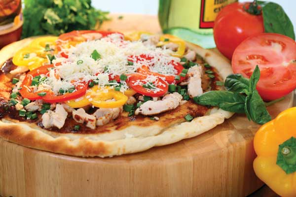 Fresh Pizza with Fresh Toppings - Saltscapes Magazine