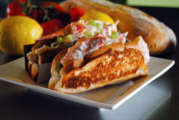 The taste of Atlantic Canada: our Old-Fashioned Grilled Lobster Roll