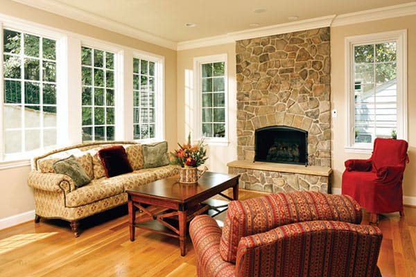 Modern Hearth Facades - A Fireplace for Every Taste