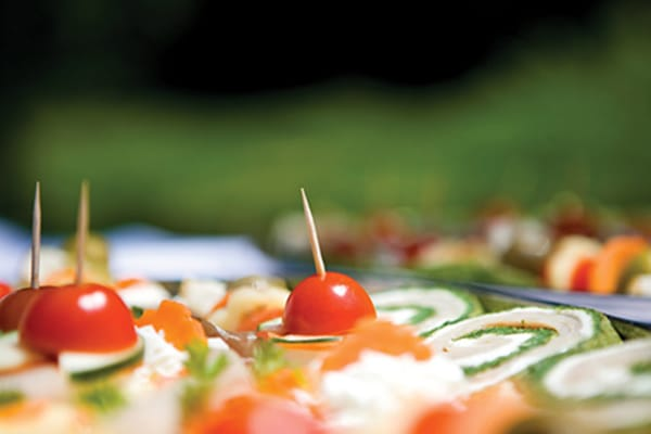 Entertaining With Hors d'Oeuvres