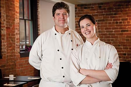 Chef Profile - Kimberly Steele and Tim Muehlbauer
