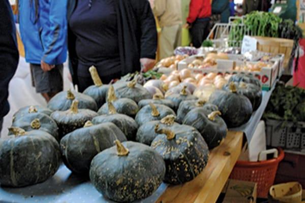 Favourite Farmers Markets: Yarmouth