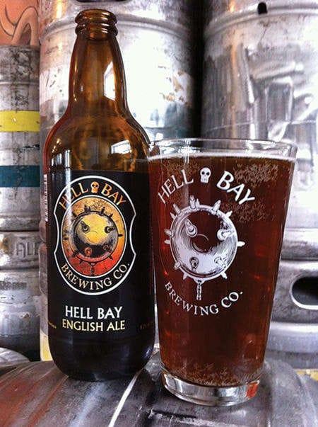 Hell Bay Brewing Company English Ale