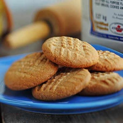 Scrumptious Peanut Butter Cookies