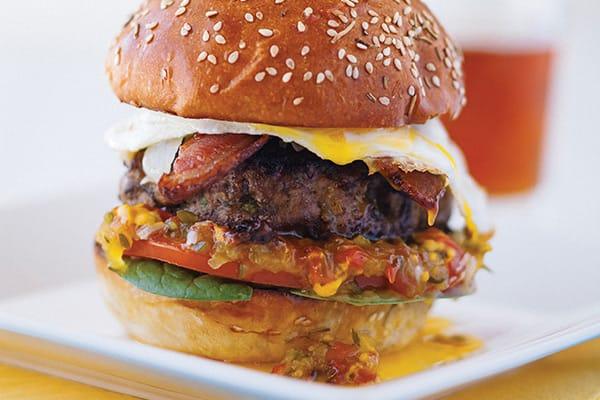 Mmmm… burgers