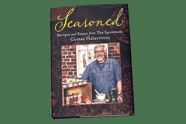 A well-seasoned storyteller