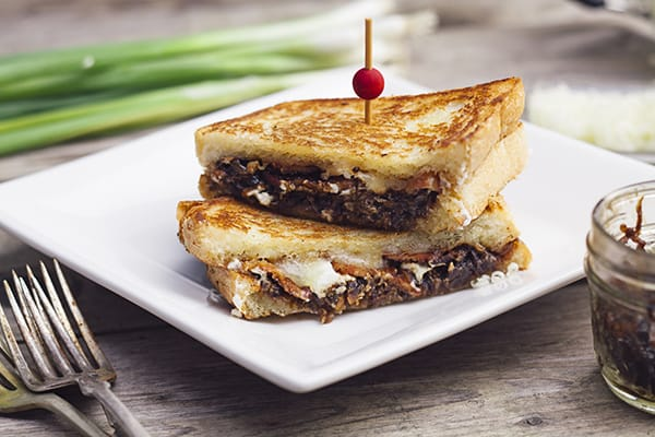 2015 Recipe Contest Third place winner: Grilled Cheese