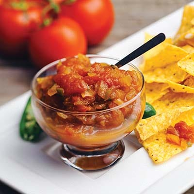 Curried Salsa