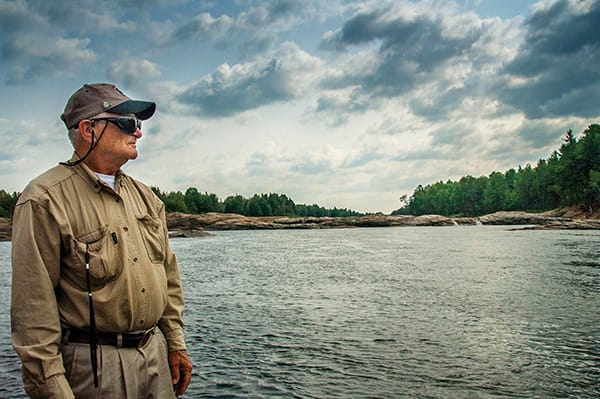 Conserving endangered wild salmon