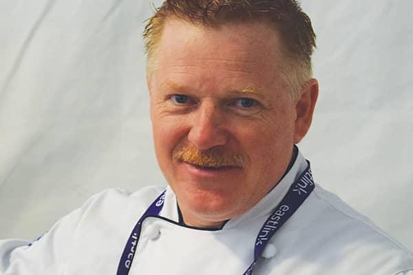 chef Irwin MacKinnon - Papa Joe's, Charlottetown, PEI