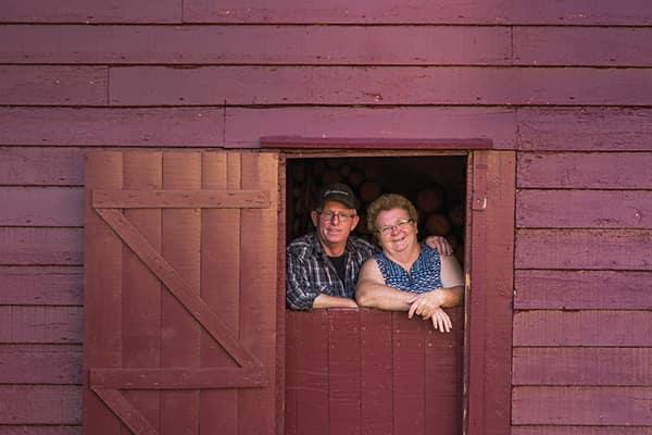 Isabella and Bobby Conway, Newfoundland and Labrador