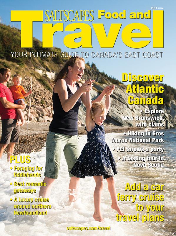 Saltscapes Food & Travel 2014