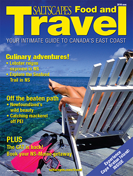 Saltscapes Food & Travel Magazine
