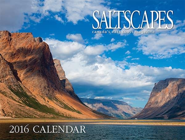 Saltscapes Calendar