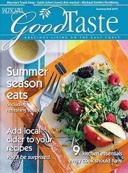 Good Taste Summer Fall 2017