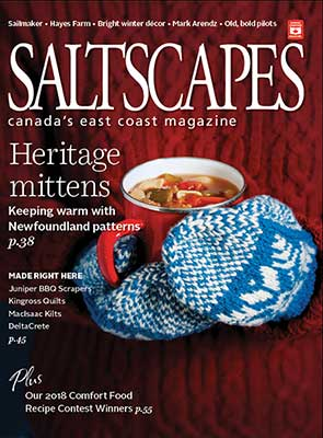February / March 2019 - Saltscapes Magazine