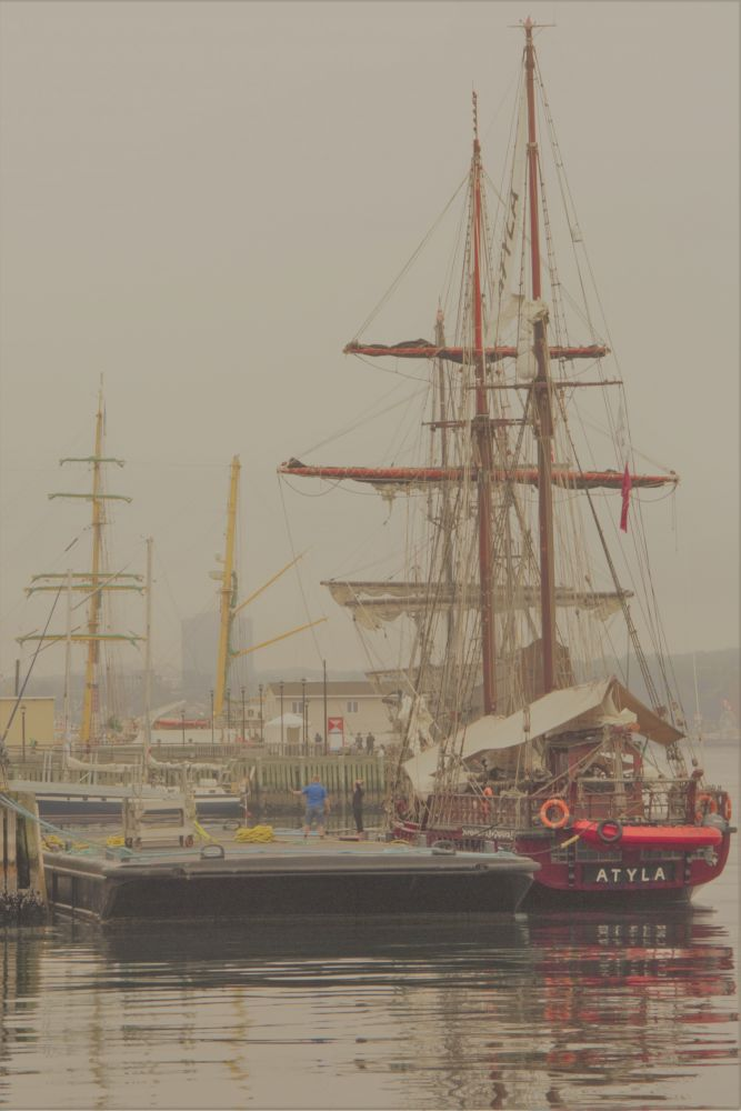 """Tall Ships"", by Kelly Donovan. Taken at Halifax waterfront."