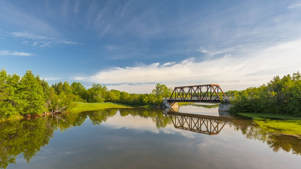 """""""Early morning Tatamagouche"""", by Ray Strickland. Taken at Tatamagouche, NS."""