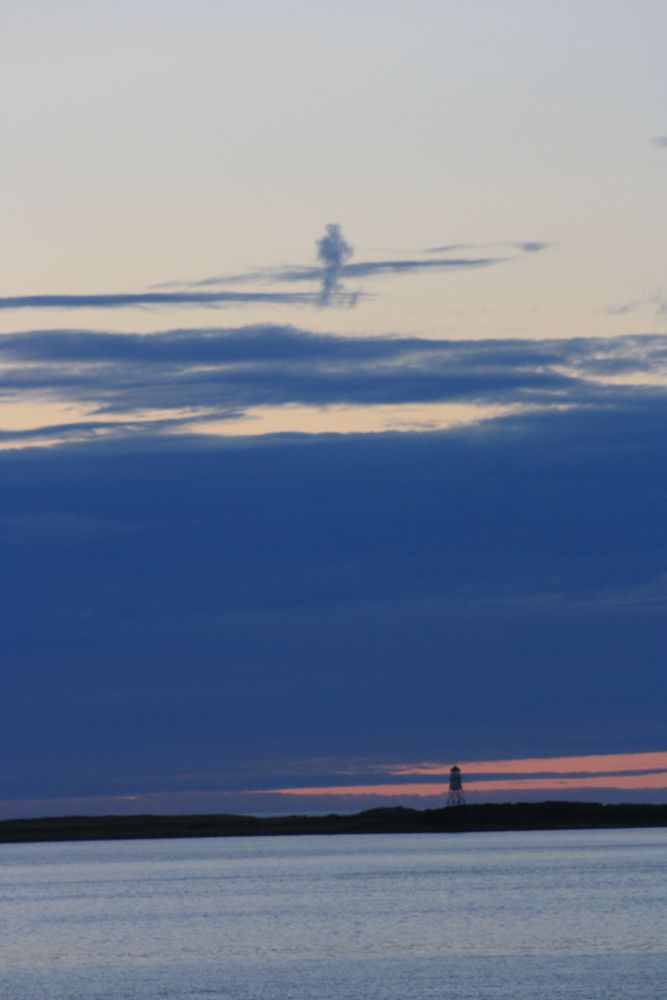 """Terry,s Walk Across Heaven"", by Alexander McLean. Taken at Malpeque Bay, PEI."