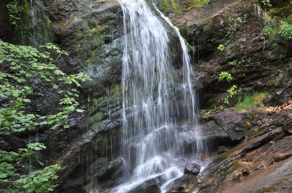 """""""Fuller Falls"""", by Jane LeBlanc. Taken at St. Martins, N.B.."""