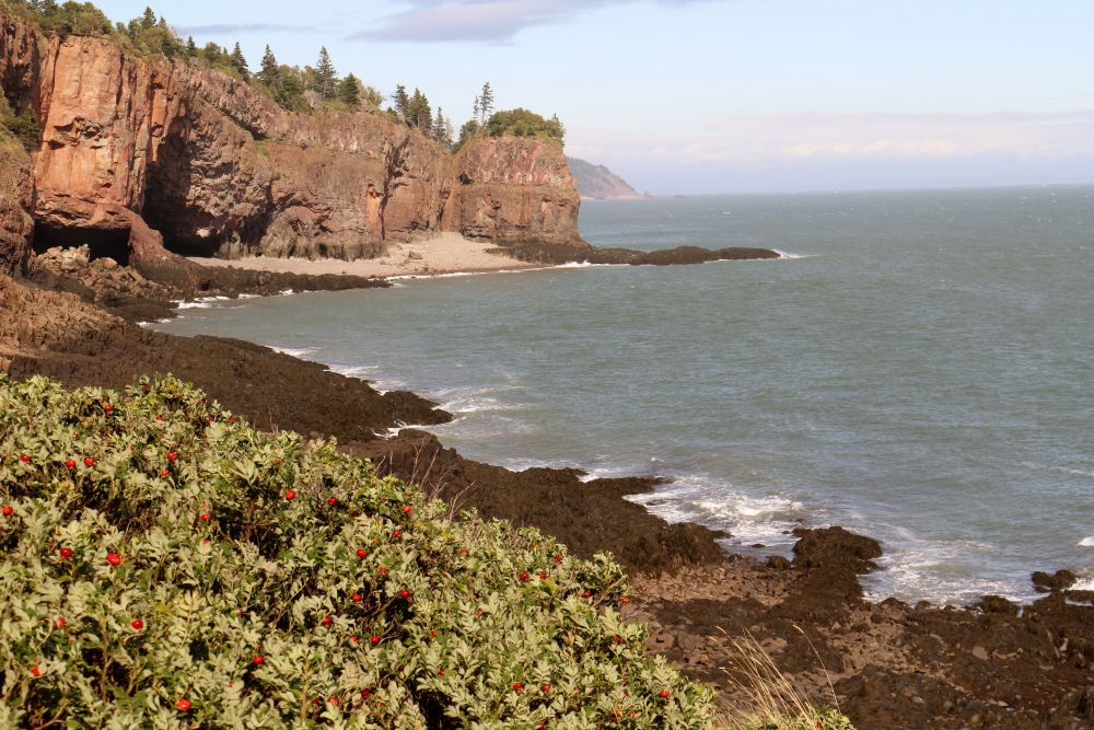"""Sea Scape"", by John Pattillo. Taken at Cap d'Or."