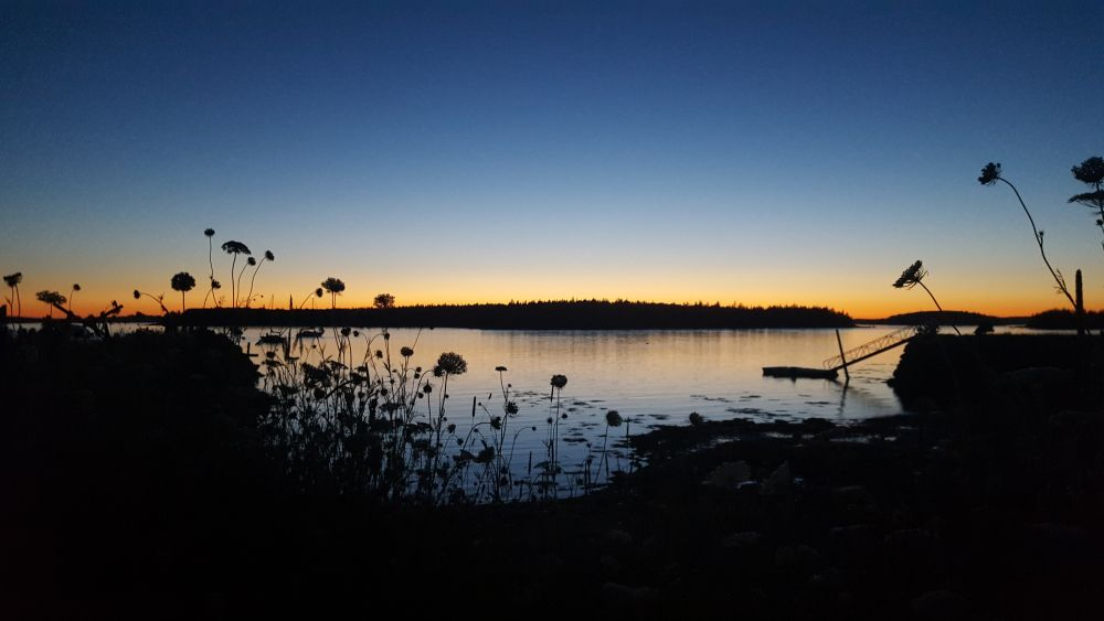"""""""Perfect Sunset"""", by Brianna Dunstan. Taken at Argyle, NS."""