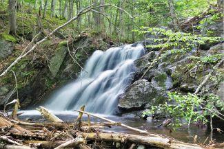 Hidden Falls by