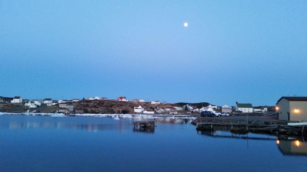 """""""Dusk"""", by David Zinger. Taken at Newfoundland."""