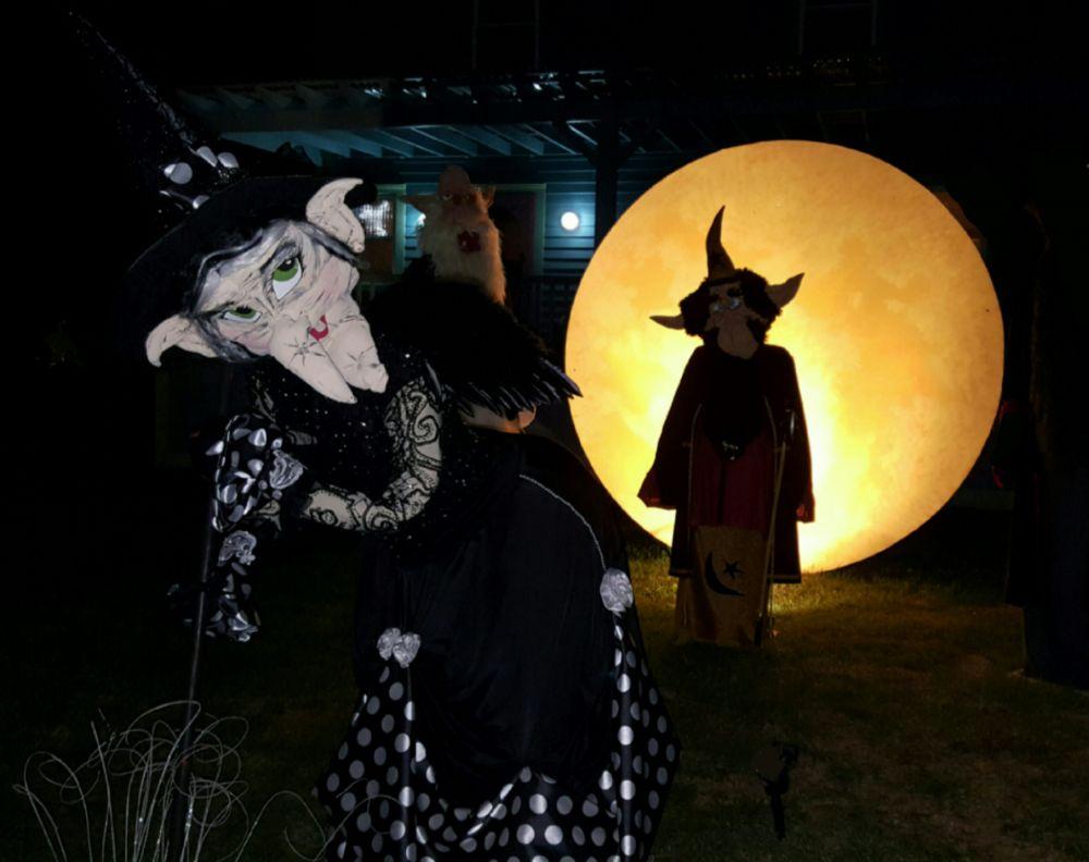 """Mahone Bay Scarecrow Festival"", by Kathy Follett-Lloyd. Taken at Mahone Bay."
