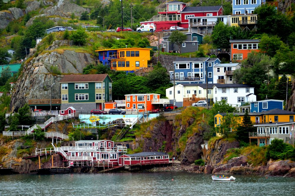 """The Battery"", by barbara Sears. Taken at St Johns NL.."