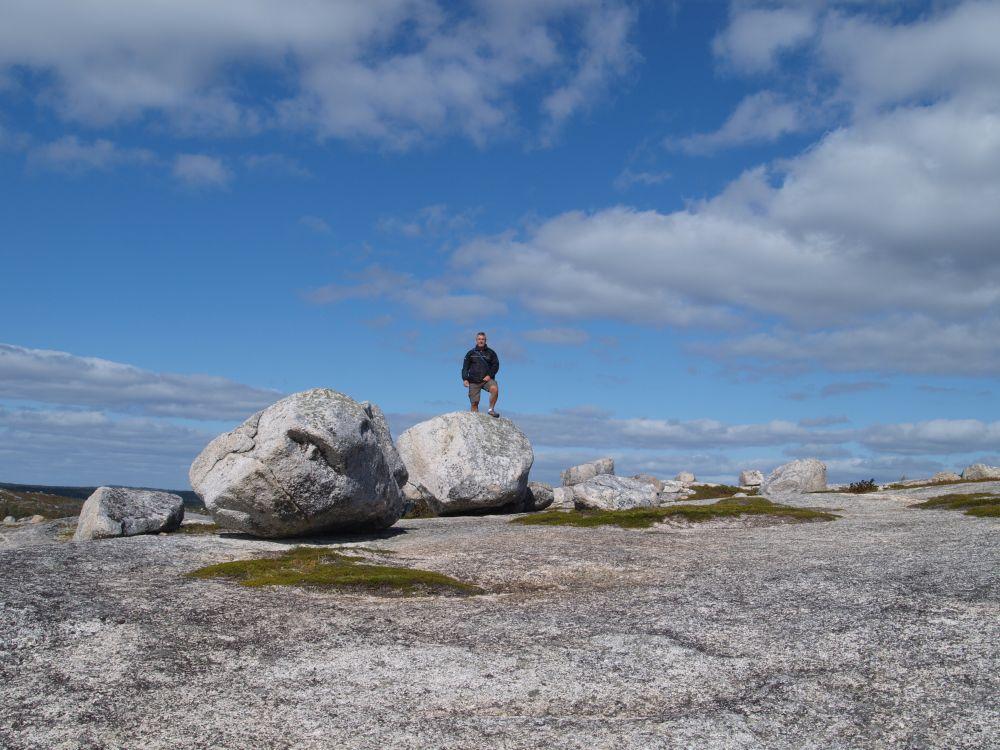 """""""Nova Scotia Rocks!"""", by Nancy Young. Taken at Polly's Cove, NS."""