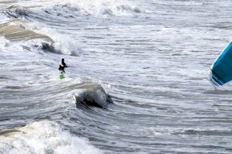 Spring Surfing by