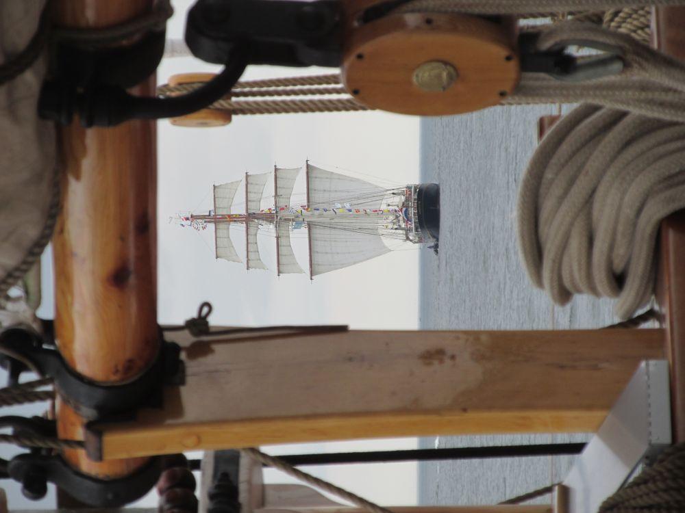 """""""'Sail Away'"""", by Heather Stanton. Taken at Pictou, NS."""