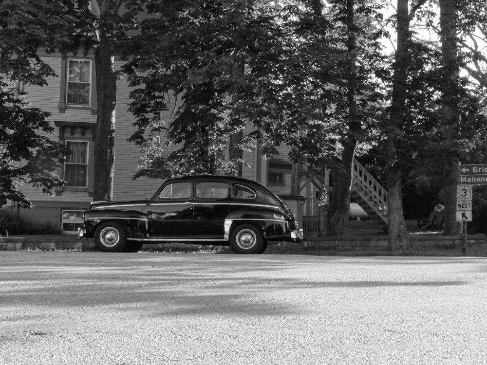 """""""Days Gone By"""", by Darren Frelick. Taken at Lunenburg NS."""