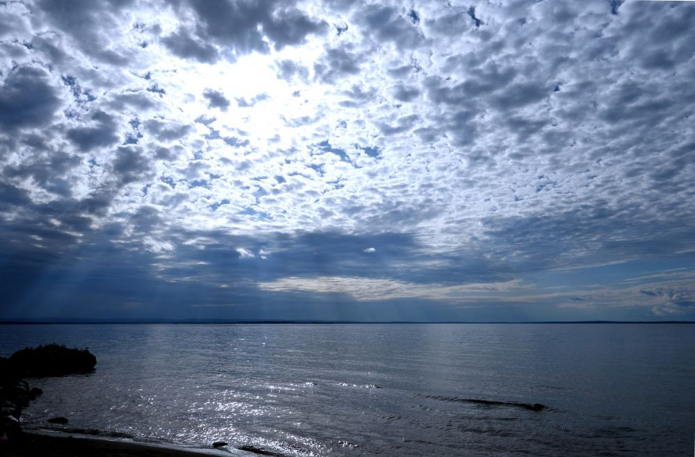 """Big Sky at Cape John"", by Chuck C.. Taken at Cape John NS."