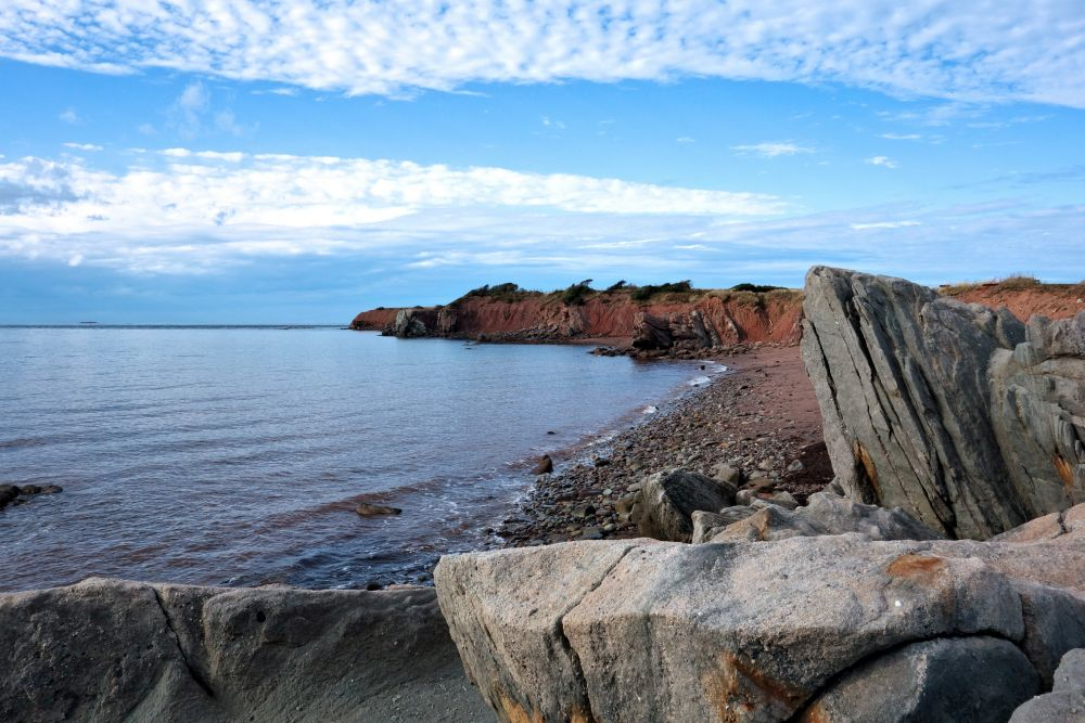 """Cape John beach"", by Chuck C.. Taken at Cape John NS."