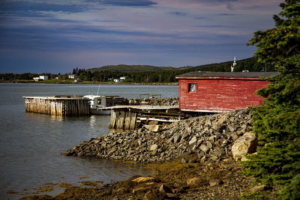 """Stage"", by Sheri Emerson. Taken at Bellevue, Newfoundland."
