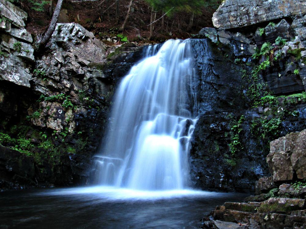 """""""Ettinger Falls Windsor NS"""", by mark. Taken at Ettinger Falls Windsor NS."""