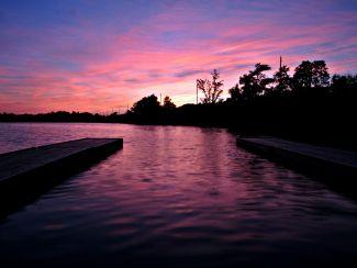 Lake Pisiquid Windsor NS by