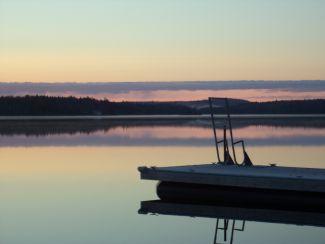 Quiet Dock by