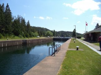 The Locks, St Peters by