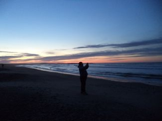 Capturing the Sunrise by