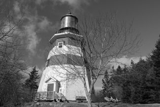Seal Island Lighthouse by