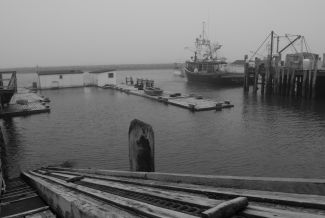 Yarmouth Bar Wharf by