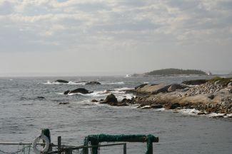 Shut-in Island by
