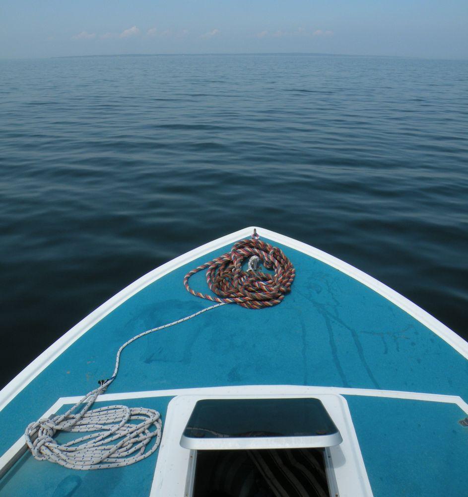"""A day on Northumberland Strait"", by Luke MacDonald. Taken at Wood Islands PE."
