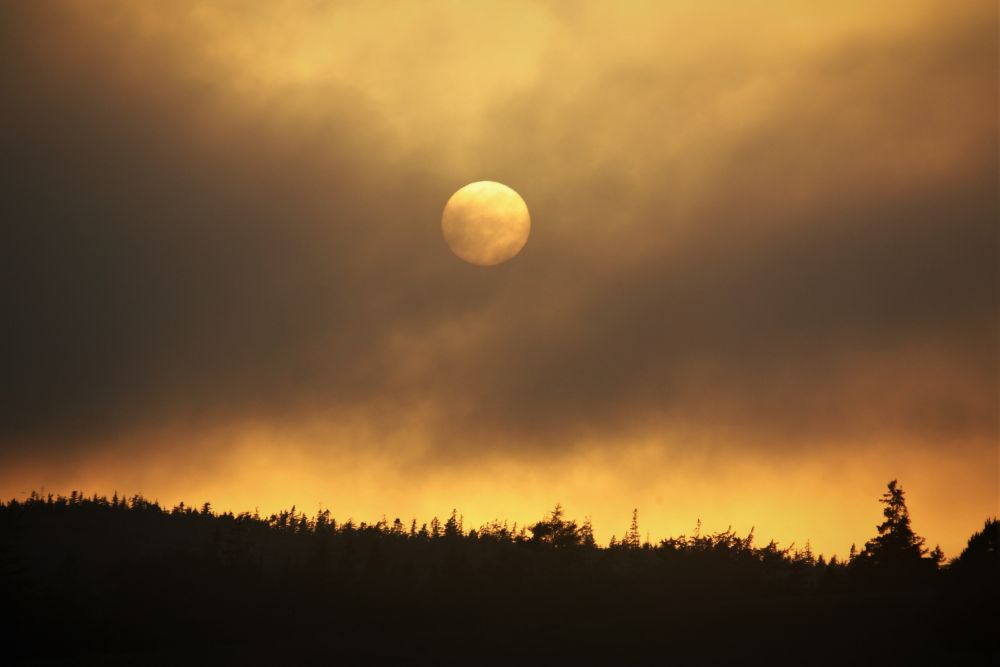 """""""A Moment At Sunset"""", by Kelsey Merritt. Taken at Lawrencetown."""