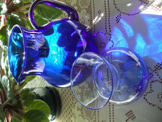 Blue Glass by
