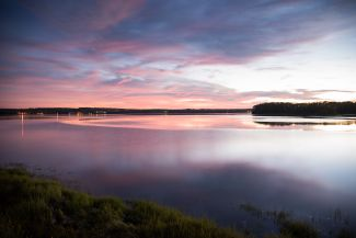 Pictou Landing Sunset by